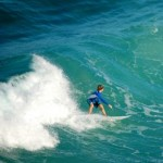 Take surf lessons in Hawaii with trained professionals.